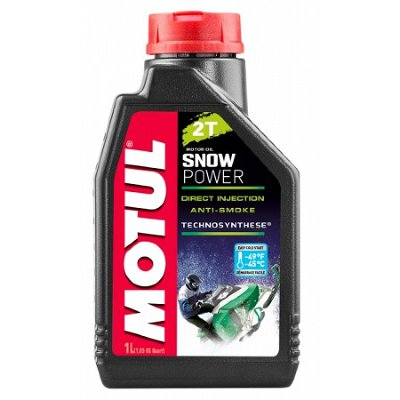 Масло моторное MOTUL Showpower 2T 0W40, (1л)