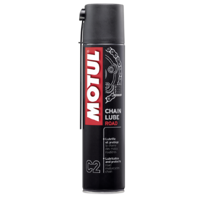 Смазка цепи MOTUL C2 Chain Lube Road, (400мл)